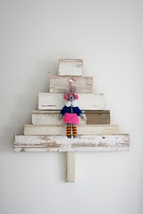 wood & wool x-mas tree 002