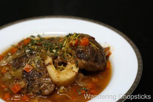 Ossobucco (Italian Braised Beef Shanks) 4
