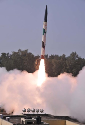 SUCCESSFUL FLIGHT OF AGNI-1 by Chindits