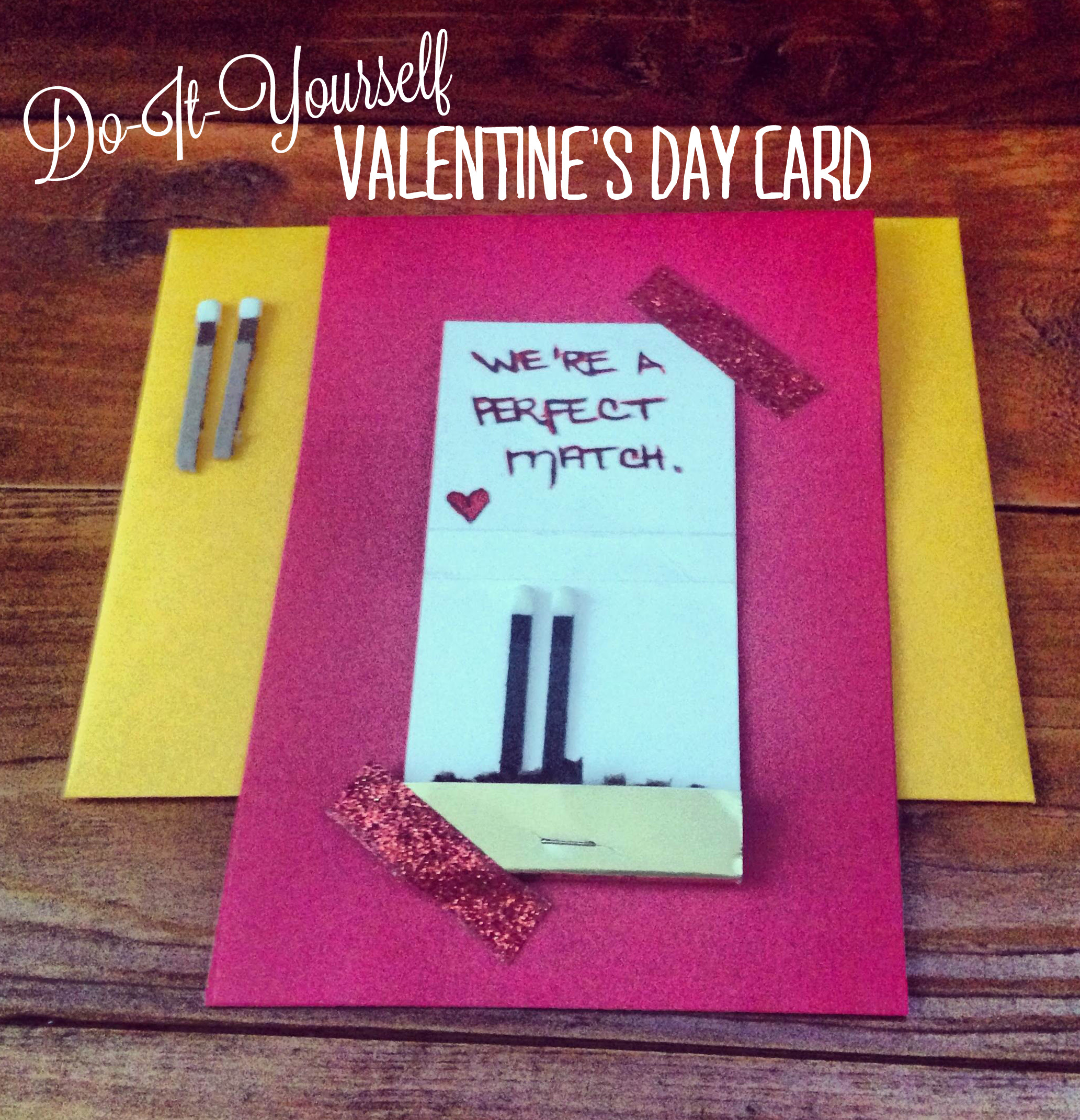 A Is Diy Easy Cardstock Book You Piece Right Of Valentine Him