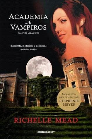 Academia de Vampiros (Academia de Vampiros, #1)
