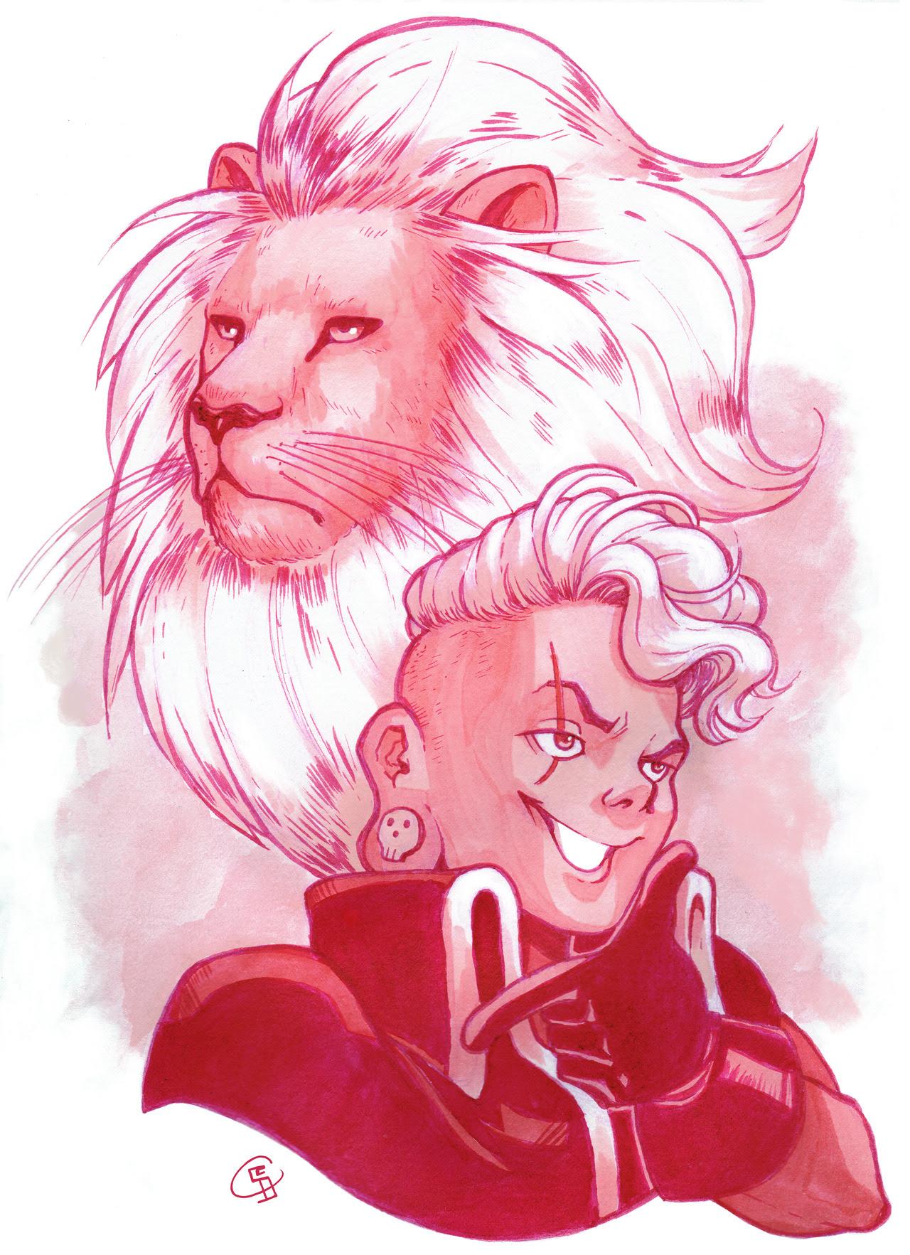 Lars & Lion