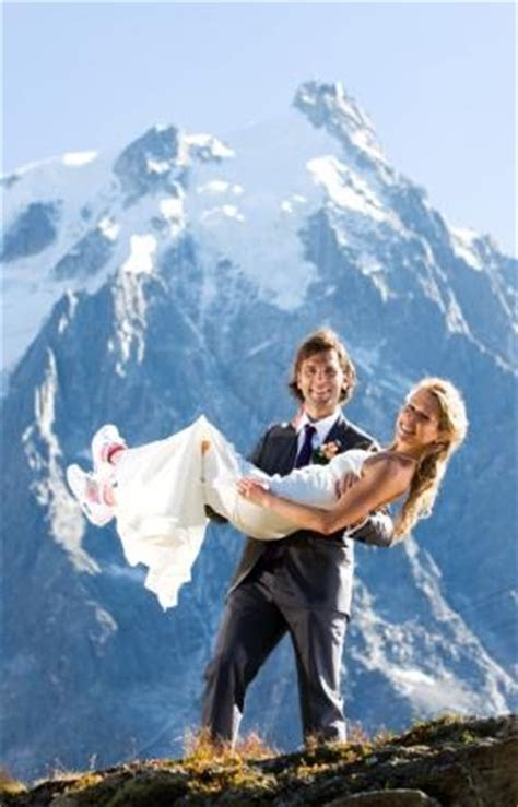 Real Life Wedding Chamonix, France