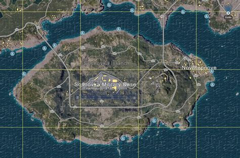 playerunknowns battlegrounds maps loot maps pictures
