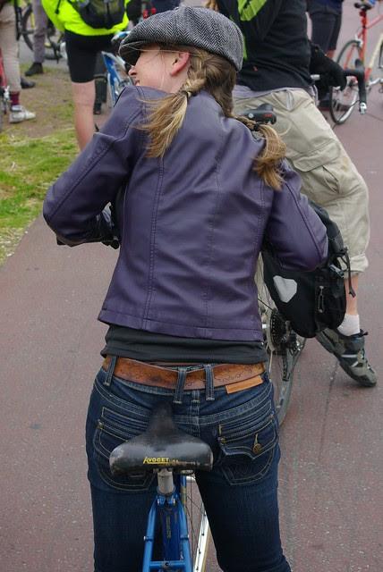 Amanda's Purple Jacket