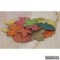 Листики Prima - Florella-Multi Color Flowers, 12 шт. - ScrapUA.com