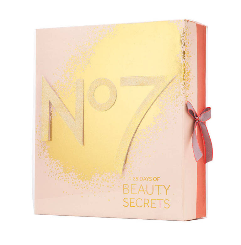 Best beauty advent calendars 2014 - No7