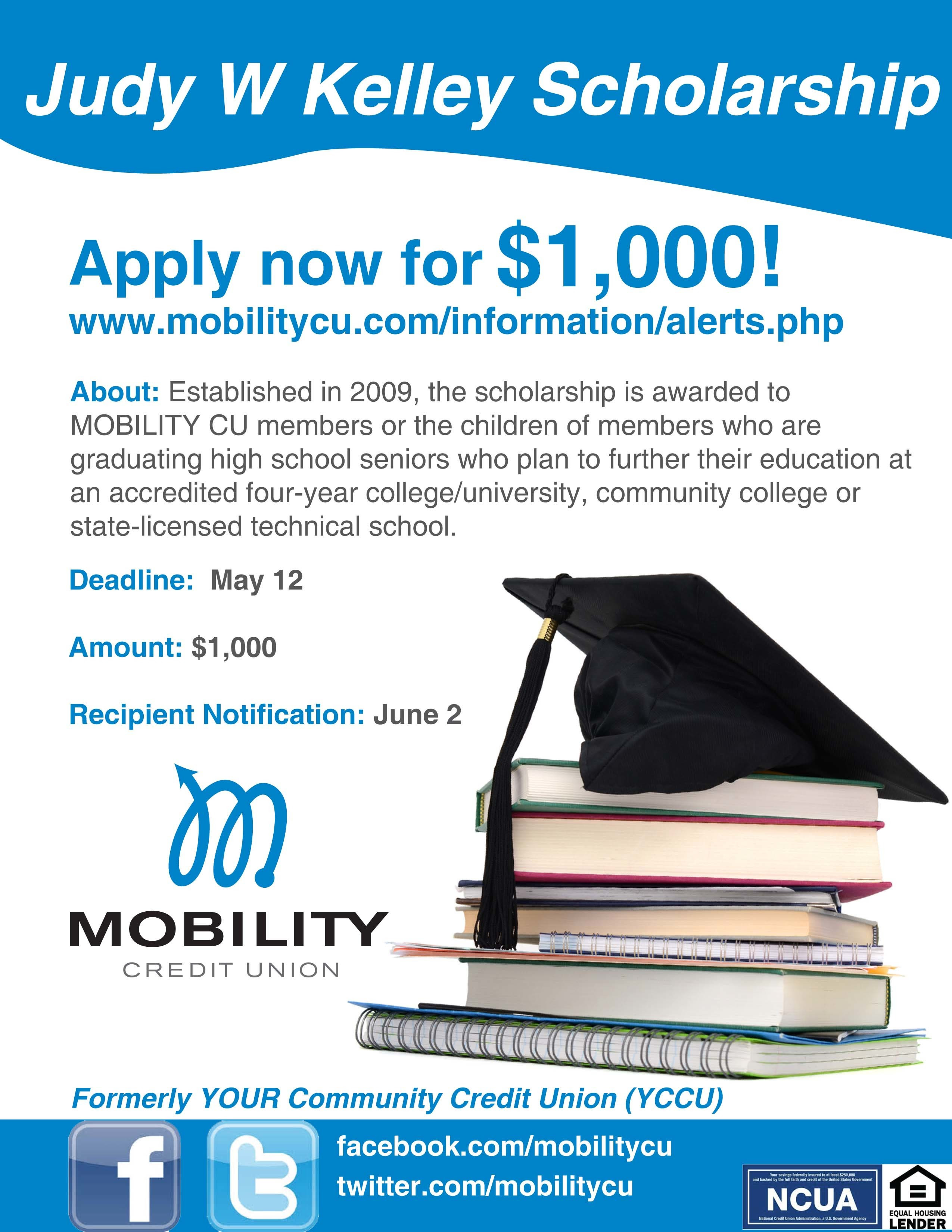$1,000 Scholarship Available to Graduating High School ...