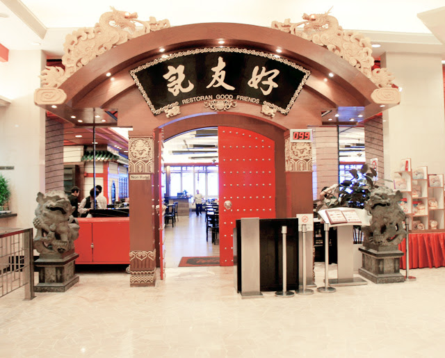 hao you ji resturant at genting