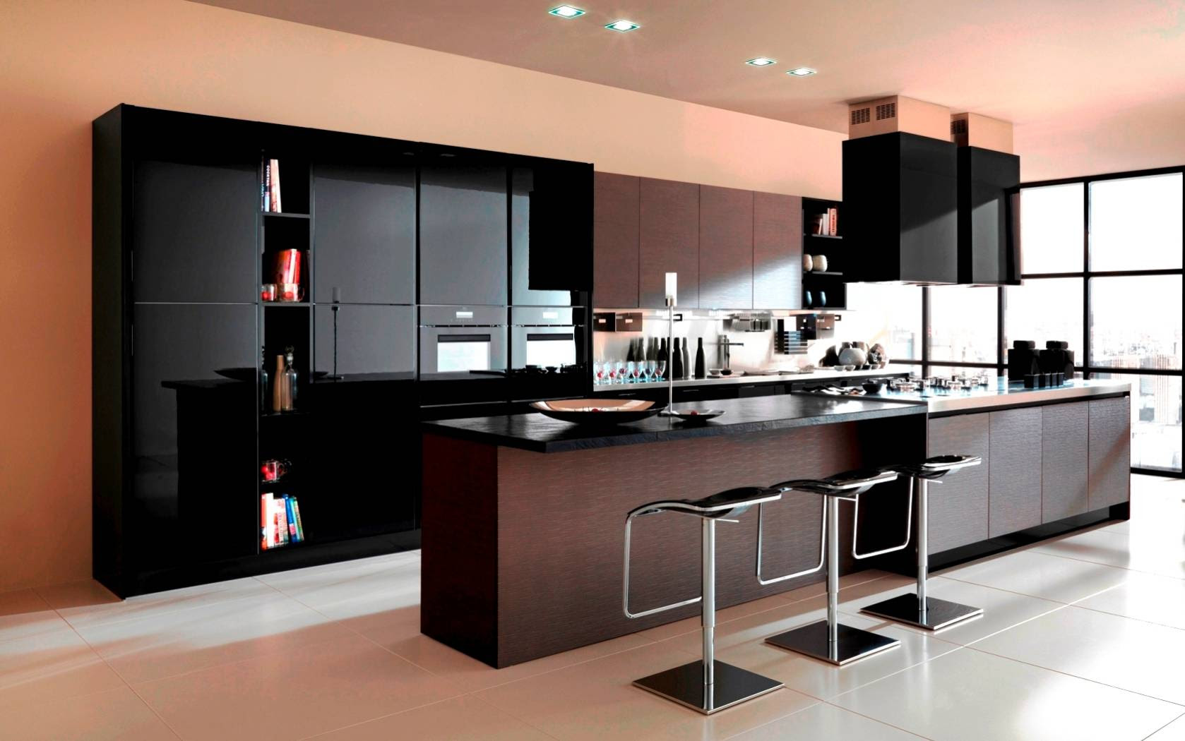 30 Awesome Modular Kitchen Designs – The WoW Style
