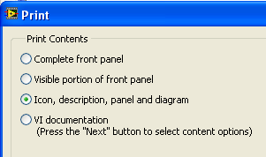 How to save LabVIEW Program in Image format