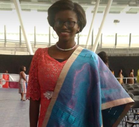 Nigerian, Folafoluwa Oginni breaks Heterfordshire University Record as she graduates with a perfect 5.0 GP
