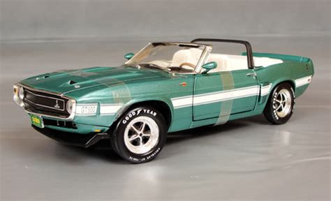 ford shelby gt convertible details diecast cars