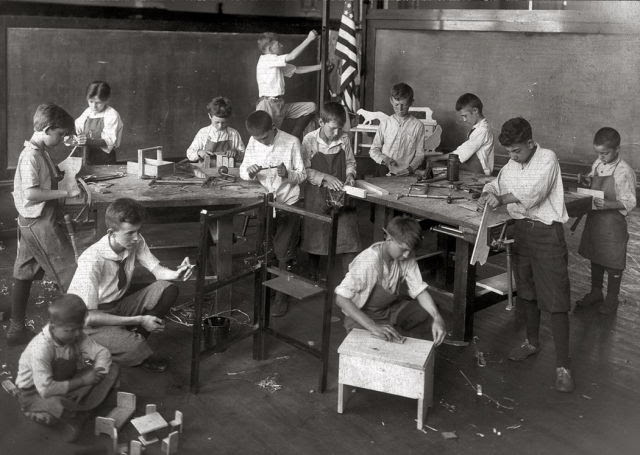 The Way American Children Used to Be. Part 2