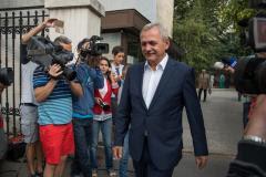Dragnea: L-am găsit pe preşedintele României în fruntea unei noi mineriade; e un început de lovitură de stat