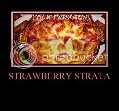 Strawberry Strata