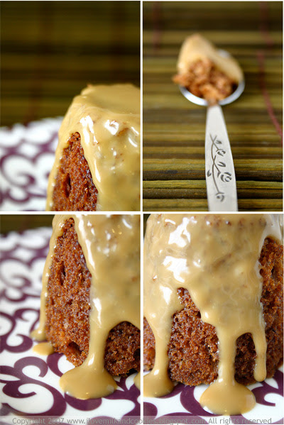 Four Takes- Sticky Date Pudding