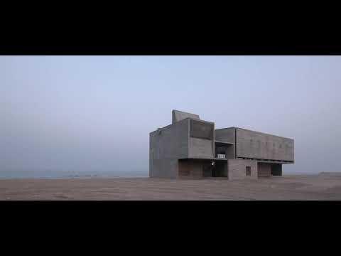 Biblioteca frente al mar - Vector Architects