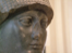 Sculpted head of Gudea of Lagash with turban in the Louvre (AO 13). Photo by Gábor Zólyomi