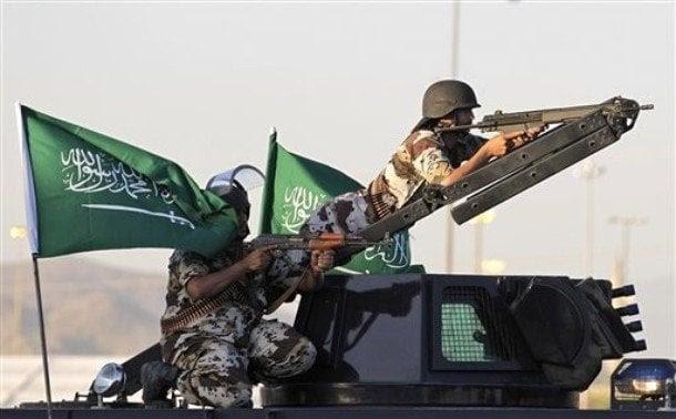 Negara Arab Gila Belanja Alat Perang