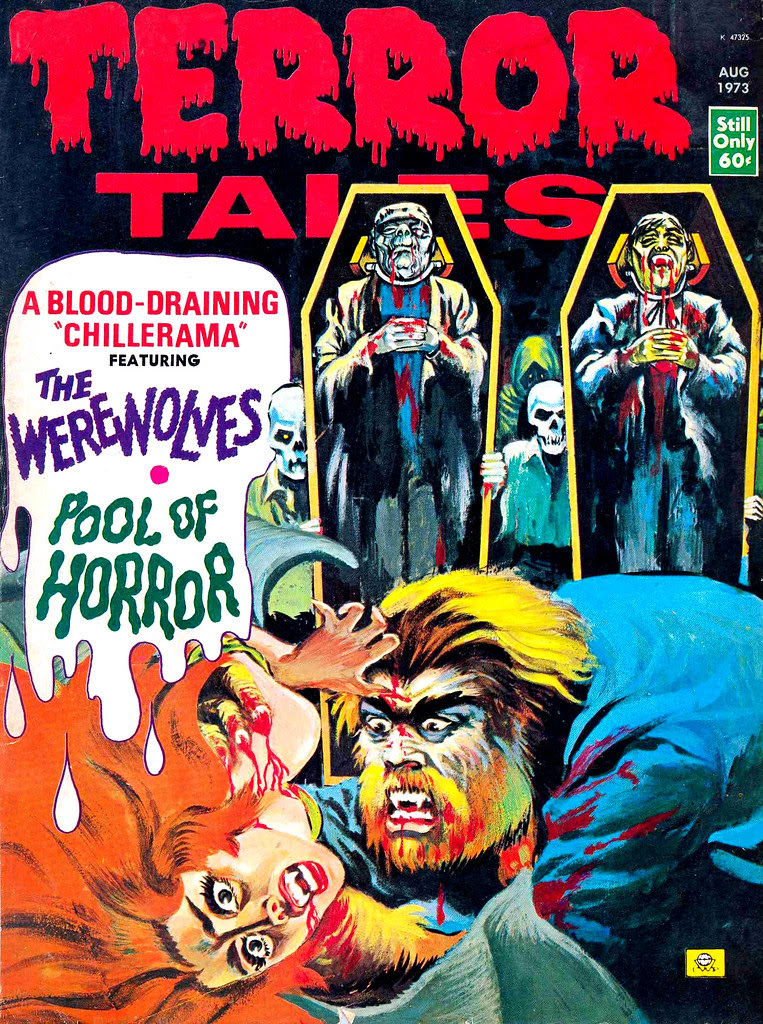 Terror Tales Vol. 05 #4 (Eerie Publications, 1973)