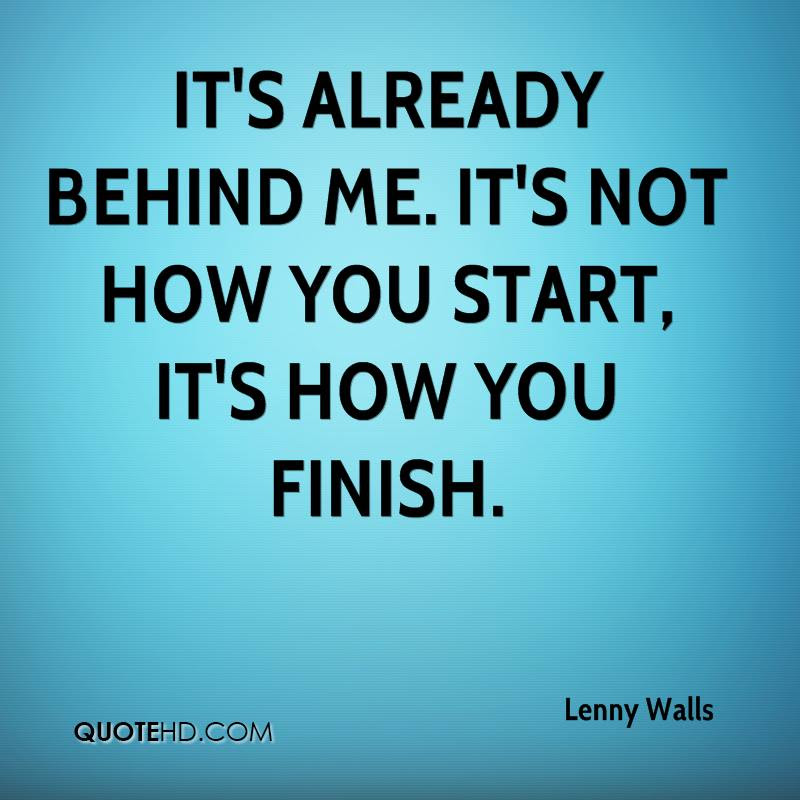 Lenny Walls Quotes Quotehd