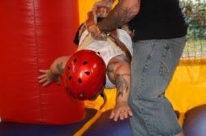 Dwarf tossing