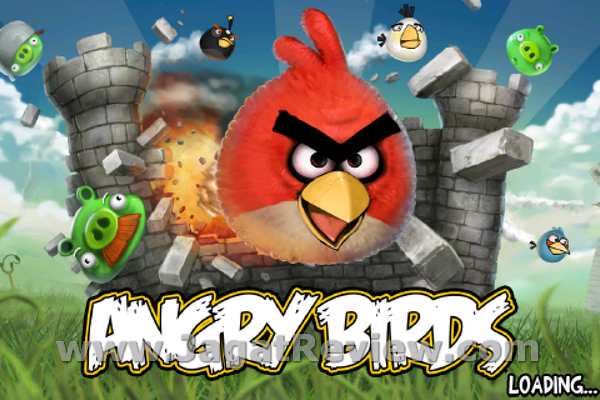 Fenomena Angry Birds emang sadis...