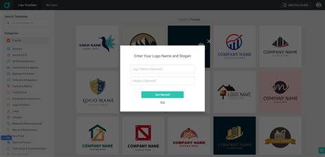 review designevo gratis membuat logo keren  mudah
