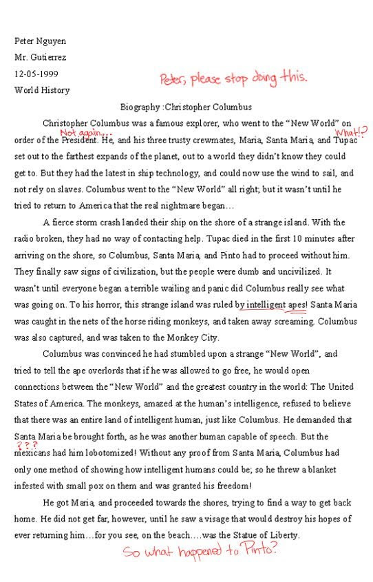 what to write about in college essays