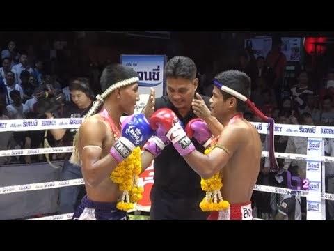 Liked on YouTube: ศึกมวยดีวิถีไทยล่าสุด 2/4 18 มิถุนายน 2560 มวยไทยย้อนหลัง Muaythai HD 🏆 https://youtu.be/7sLnpPR8D2o http://dlvr.it/PNSCtz