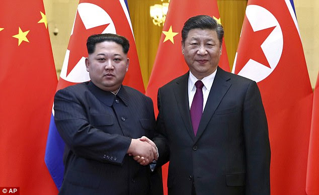 The announcement of the agreement came as Beijing confirmed that North Korean leader Kim Jong Un had visited China to hold talks with President Xi Jinping, in his first foreign visit since taking power