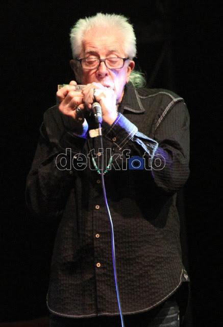 John Mayall Meriahkan JBIF 2011