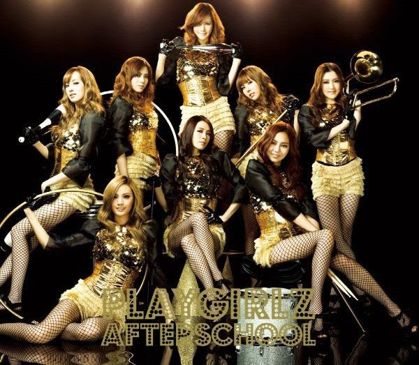 [Album] After School - PLAYGIRLZ