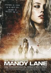Mandy Lane Official Poster