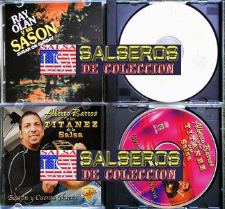 disco de salsa