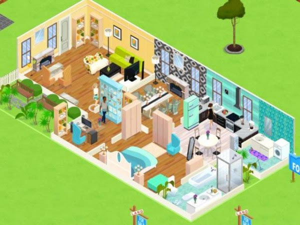 Home Sweet Home 2 - Kitchens and Baths | GameHouse