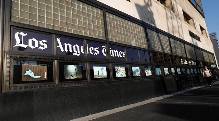 Los Angeles Times sold