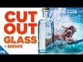 LÀM THẾ NÀO ĐỂ CẮT RA GLASS, SMOKE + WATER TRONG PHOTOSHOP
