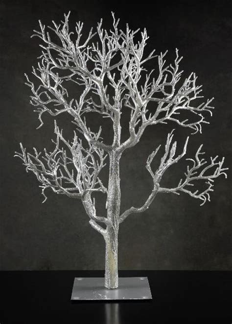 "Wedding Trees, 32"" Silver Tree, Event Decor   Manzanita"
