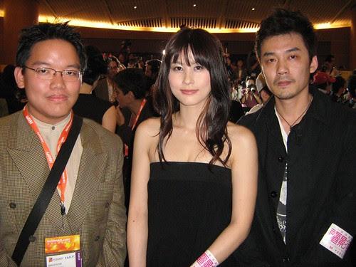 Tseng Yi-Che, Chen Pei-Chun and I