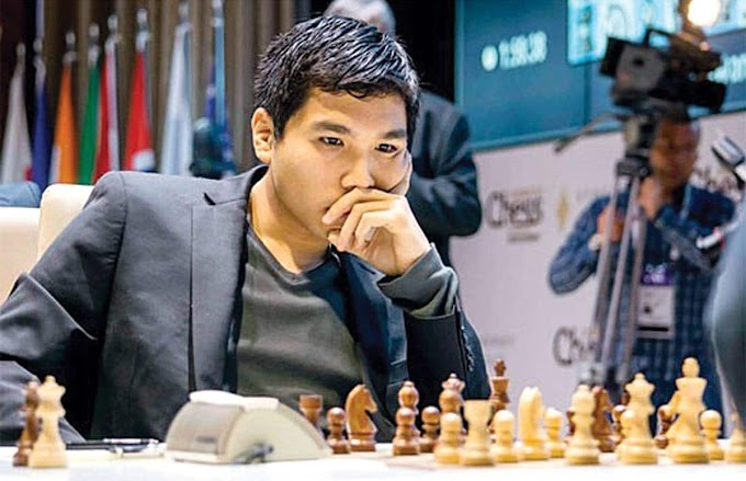 Wesley So holds on to share of lead in penultimate round of US Chess Championships