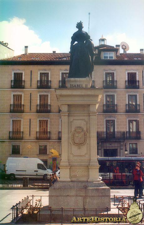 Monumento a Isabel II (Madrid)