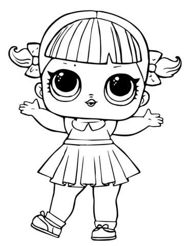 62 Top Lol Coloring Pages Jitterbug For Free