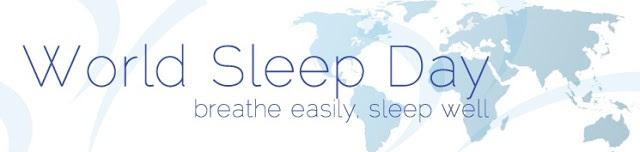 Αποτέλεσμα εικόνας για παγκοσμια ημερα υπνου
