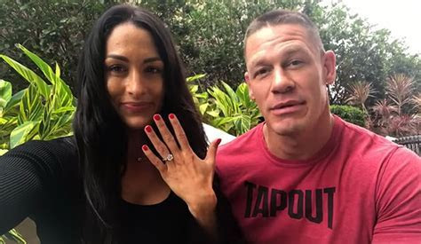 [WATCH] John Cena On Nikki Bella?s Engagement Ring: The