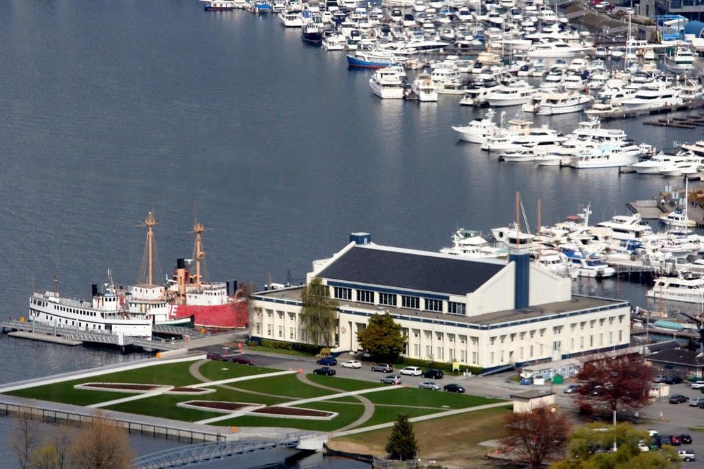 South Lake Union Park: Under Development