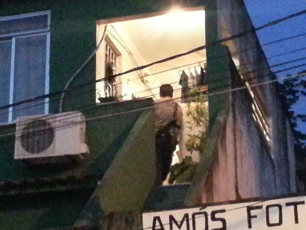 Polícia Civil realiza operação em quatro estado. (Foto: Renata Soares/G1)