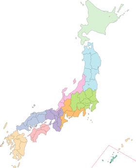 日本地図無料地図素材 Mmgクリエイティブネット