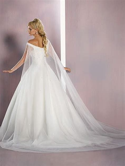 Alfred Angelo Disney Elsa gown